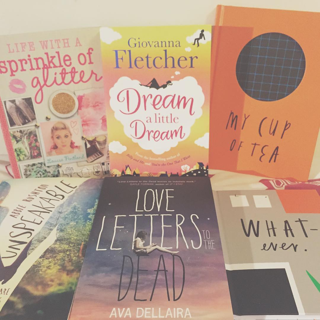 Bookfangirling july 2015 saturday cheeky waterstones book and ms notebook haul solutioingenieria Images