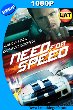 Need For Speed: La Pelicula (2014) Latino HD 1080P ()