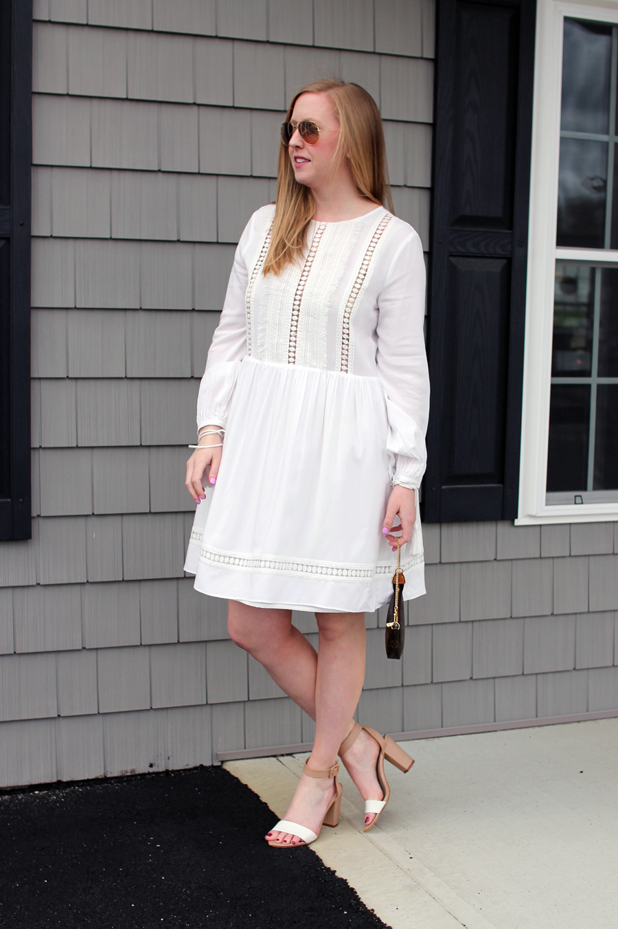 boston blogger spring, boston blogger looks, white spring dresses, white spring dress