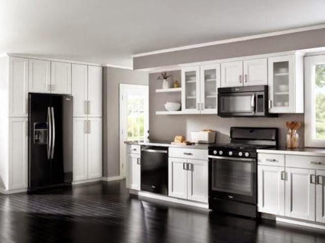 Home Interior Gallery White Kitchen Cabinet Ideas Antique