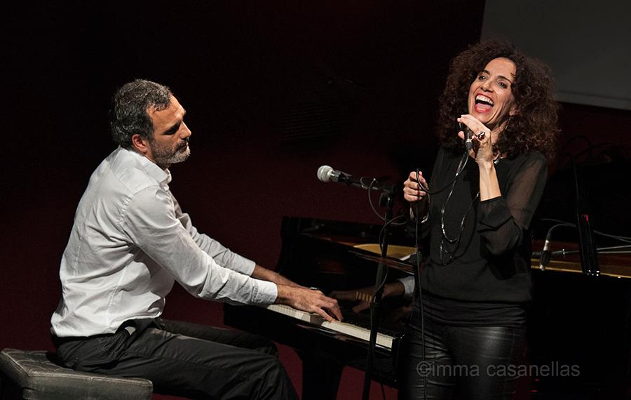 Mireia Feliu & Ismael Dueñas, Auditori Vinseum, Vilafranca del Penedès, 15-des-2018
