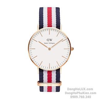 Đồng hồ Daniel Wellington Classic Canterbury 36mm 0502DW chính hãng
