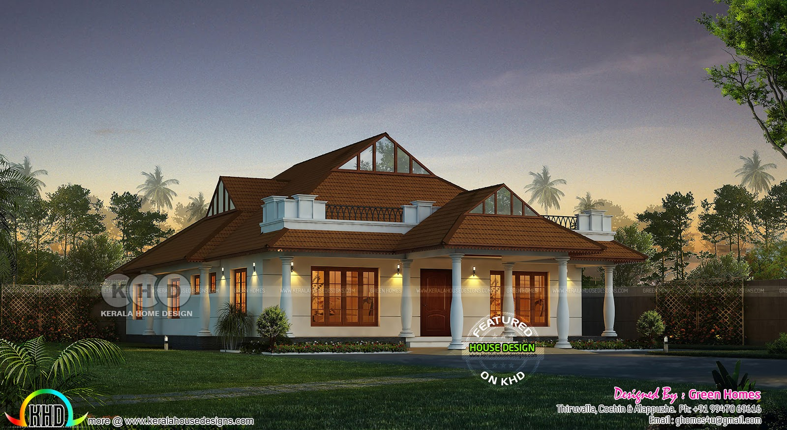 High Quality Please Follow Kerala Home Design