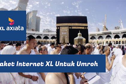 Paket Internet XL Untuk Umroh