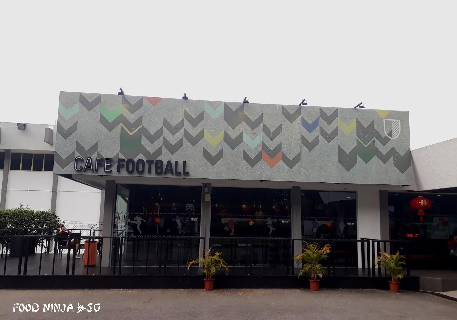 Cafe Football Singapore Review