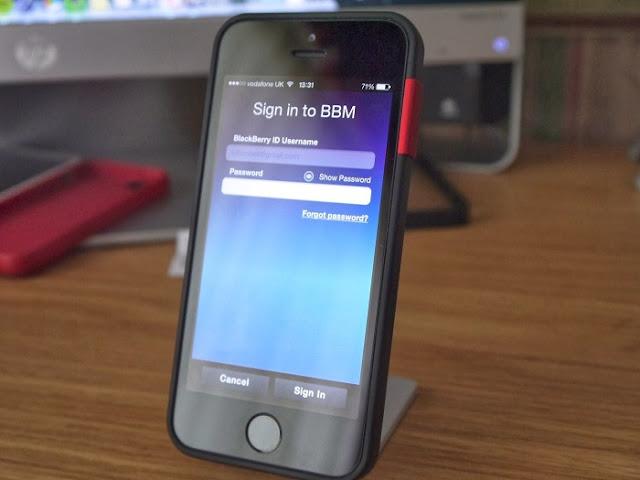 Cara Mudah Mengatasi Lupa Kata Sandi BBM di Android