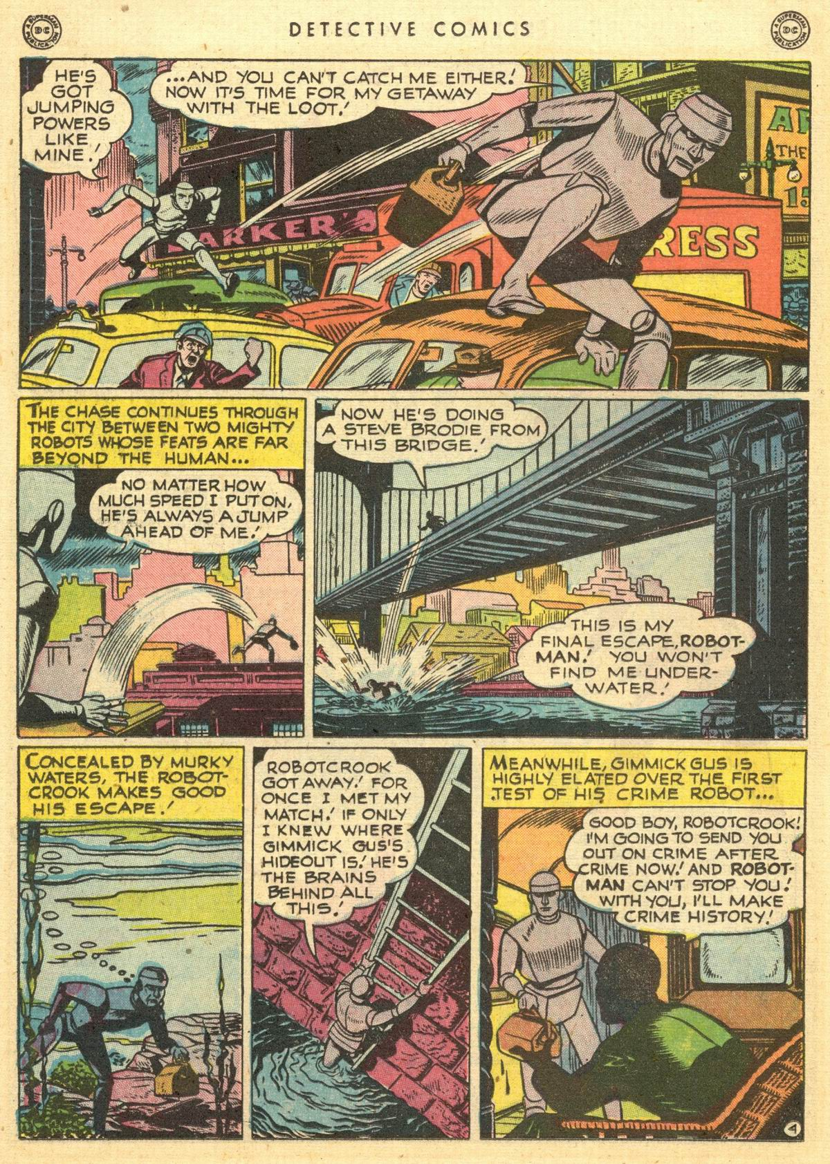Read online Detective Comics (1937) comic -  Issue #150 - 19