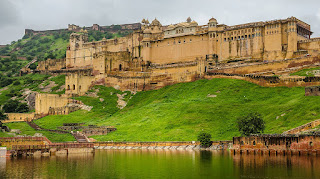 Amer-Fort-Jaipur, heritageofindia, Indian Heritage, World Heritage Sites in India, Heritage of India, Heritage India