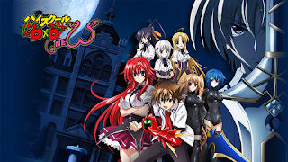 High School DxD New – Episódio 05 – A batalha decisiva no Academy de Kuou!
