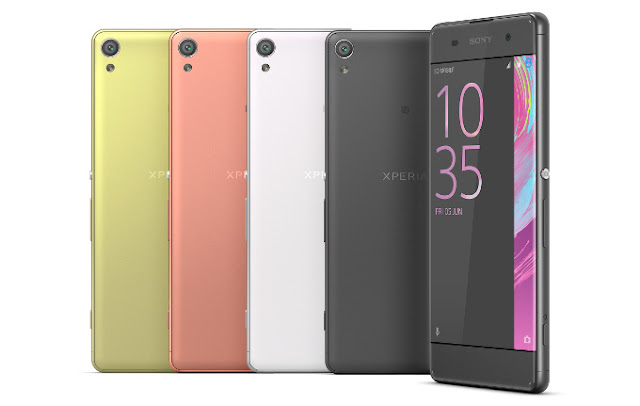 Sony Xperia XA Full Reviews & Specifications - Updatetech