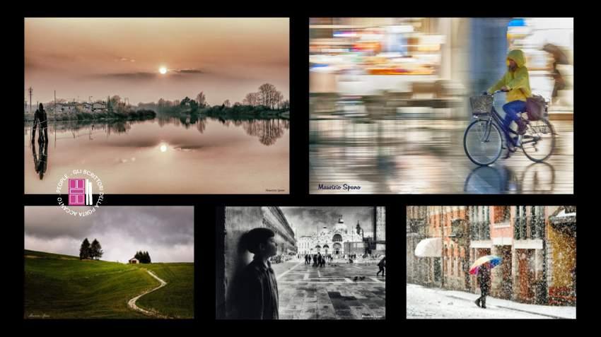 Maurizio Spano, artista eclettico: arti visive