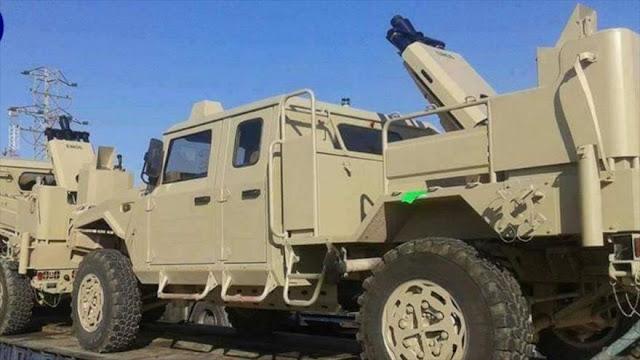 Estados Unidos envía 90 camiones cargados de armas a Siria