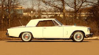 1962 Studebaker Gran Turismo Hawk  Side Right