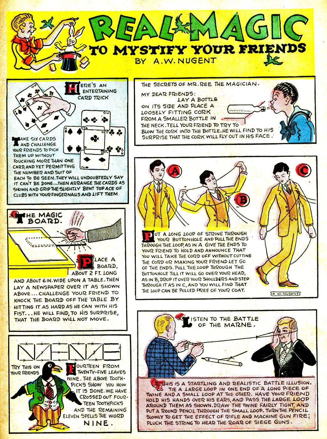 Read online All-American Comics (1939) comic -  Issue #5 - 49