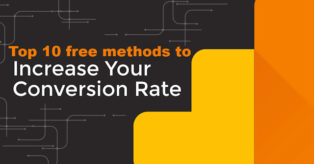 Top 10 free methods to get high conversion rate in ecommerce business for newbies