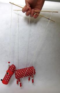 Marionetdukker