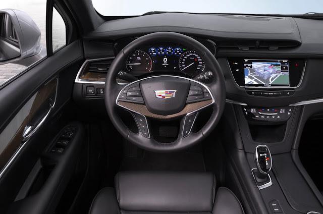 2016 Cadillac XT5 Platinum