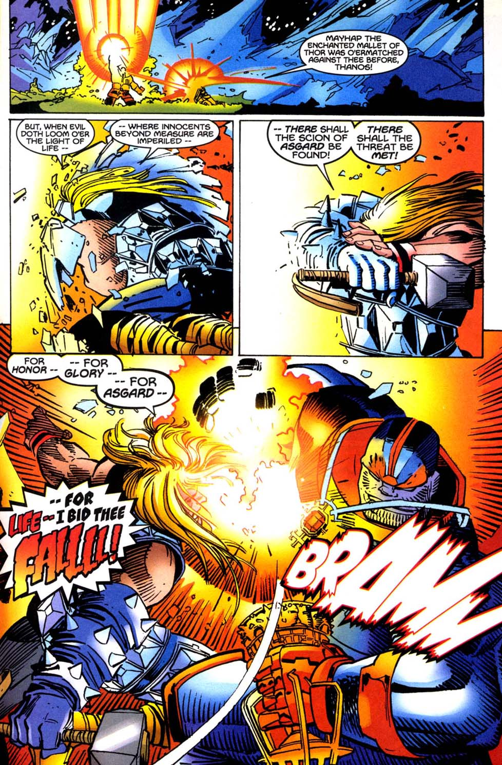 Thor (1998) Issue #25 #26 - English 31