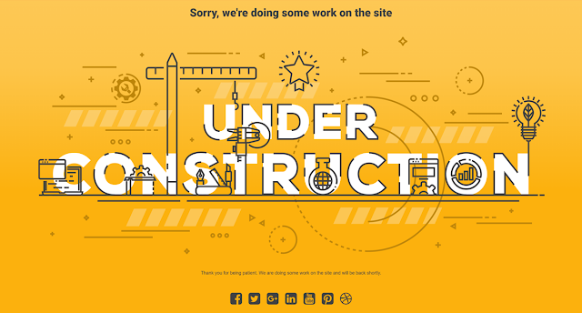 wordpress under construction page plugin