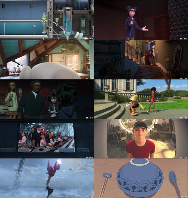 Big Hero 6 2014 Movie Free Download 720p BluRay DualAudio
