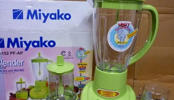 Daftar Blender Miyako 3 in 1 dan 2 in 1 Murah Terbaik 2019