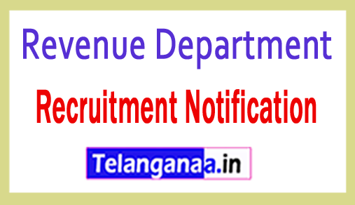 Revenue Department Andaman Recruitment