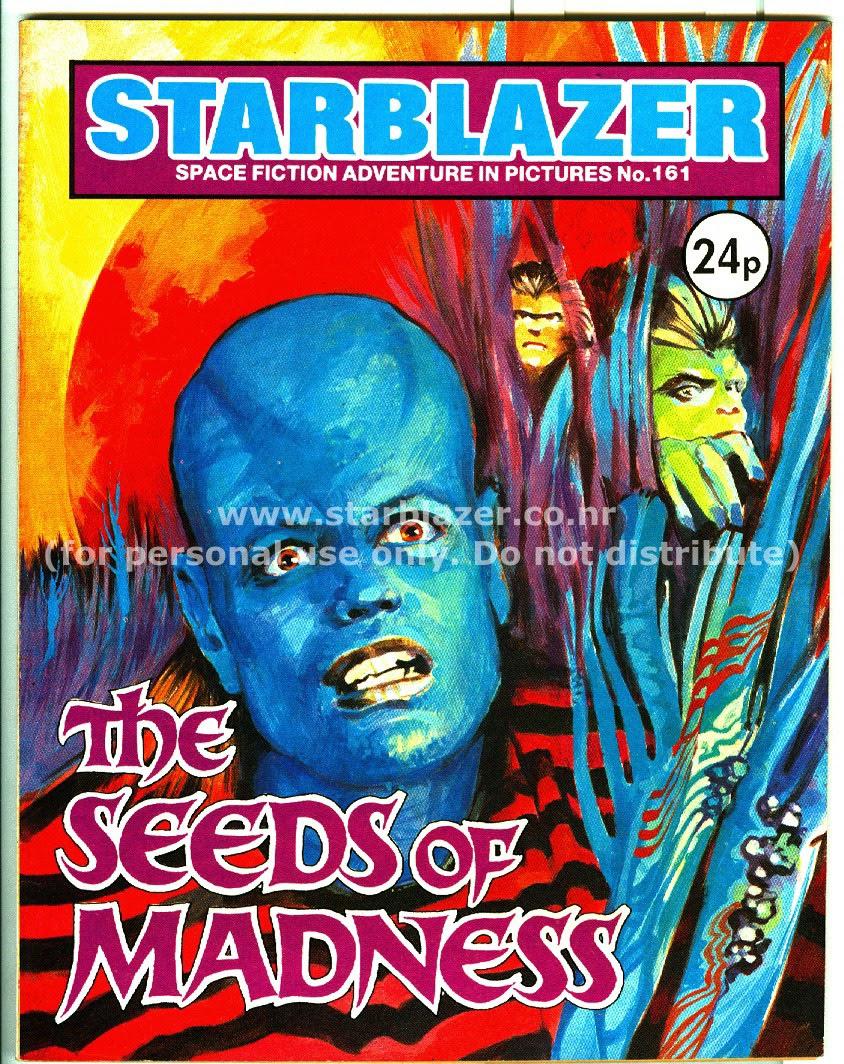Starblazer issue 161 - Page 1