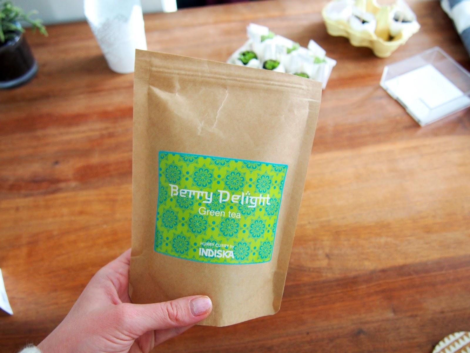 tea  green vihreä tee indiska clean food drink juoma ruoka