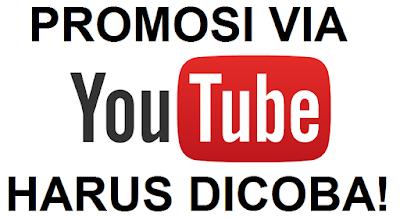 Pengalaman Promosi Produk Melalui Video Youtube Wira Usaha