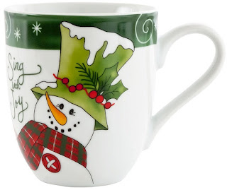 Frosty the Snowman Coffee Mug