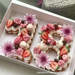 'Cream Tart' Bakal Memegang Gelaran 'Cake Of The Year 2018' ?