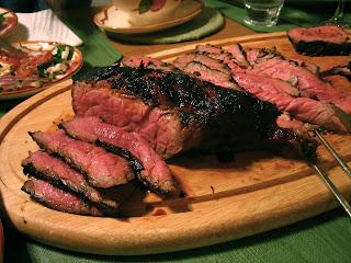 standing rib roast with pate recipe
