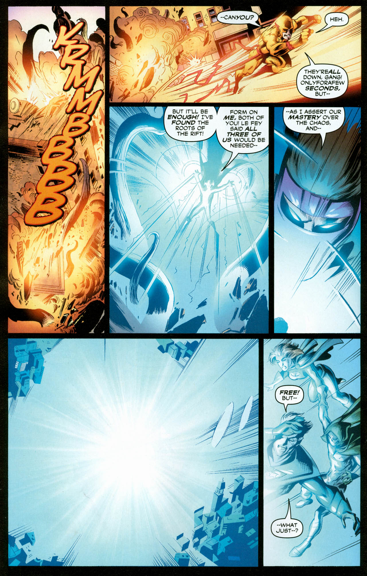 Read online Trinity (2008) comic -  Issue #31 - 13