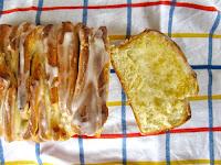 Sweet Dough Lemon Loaf