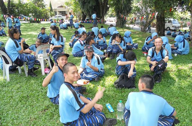 Program Khidmat Masyarakat Bersama PLKN
