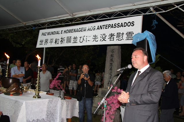 Tooro Nagashi atrai milhares de pessoas à Praça Beira Rio em Registro-SP