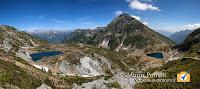 Panoramica sui laghi della Cavegna