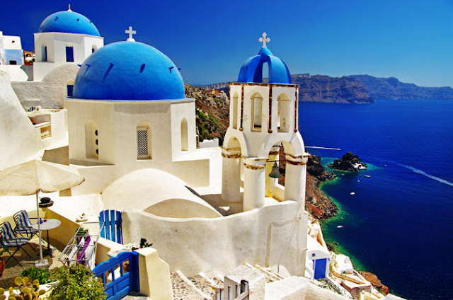 Luxury Hotel stay in Greece