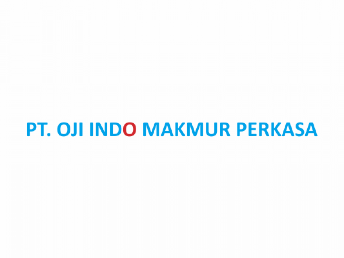 Lowongan Kerja PT Oji Indo Makmur Perkasa (Indofood Group) 2020