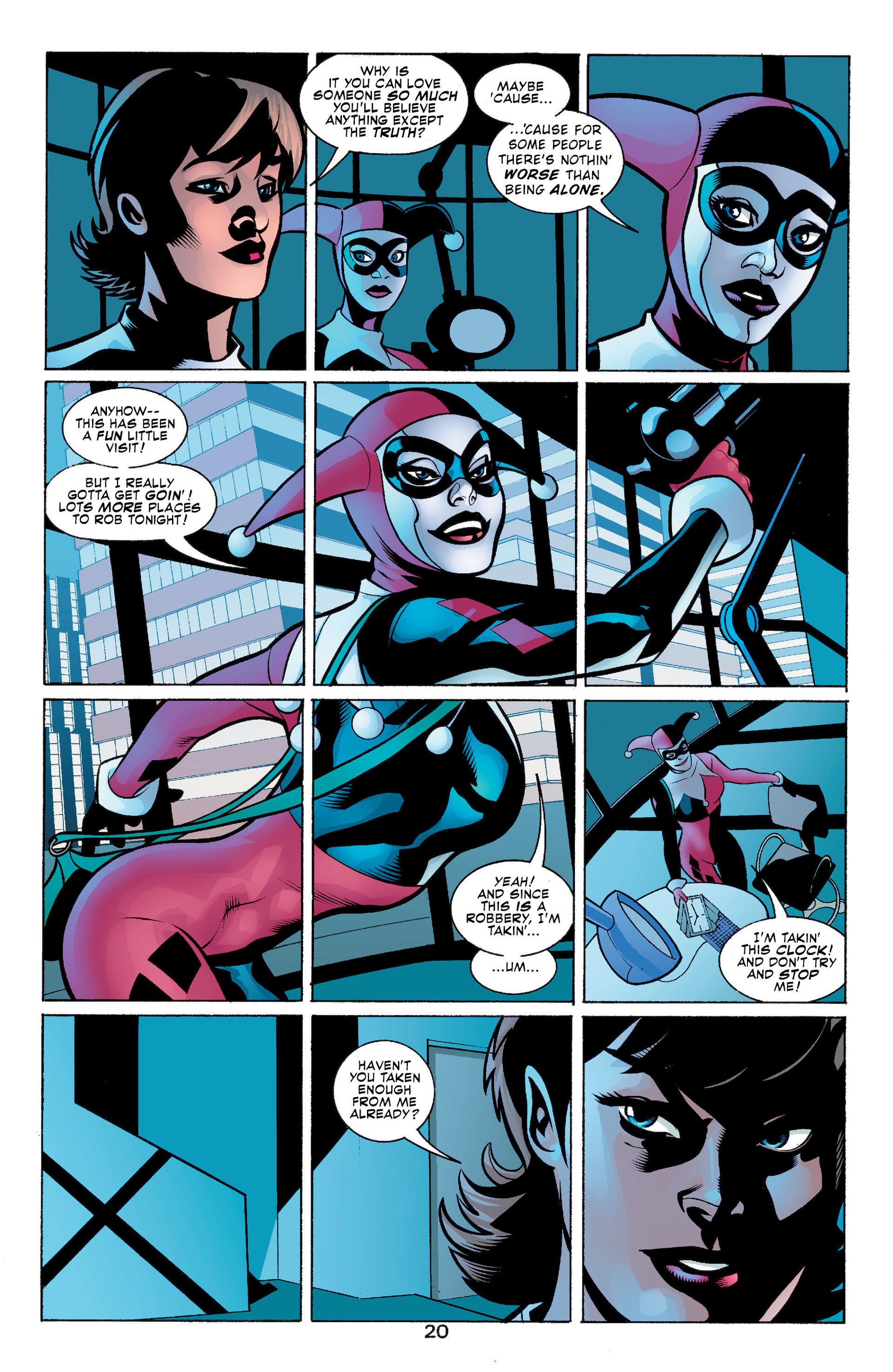 Harley Quinn (2000) Issue #15 #15 - English 21