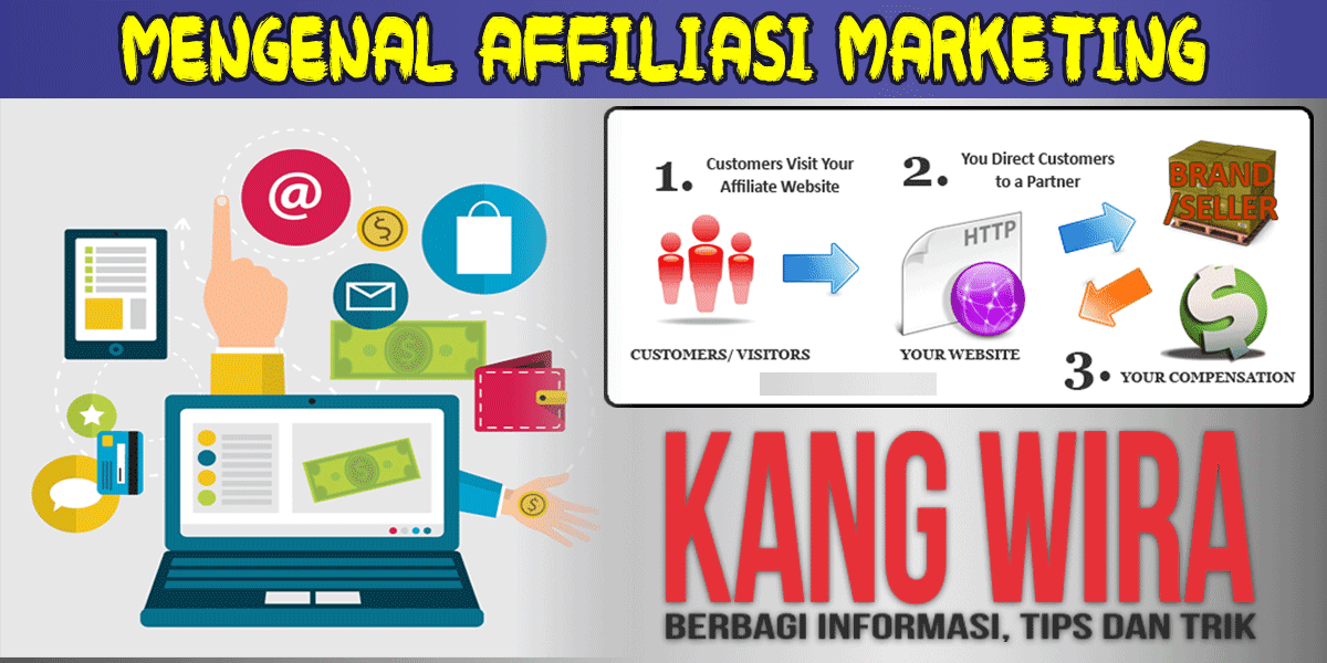 Mengenal Affiliasi Marketing