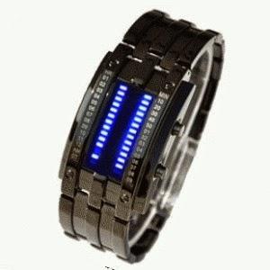 jam tangan keren ninja 190rb