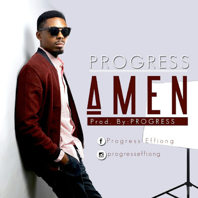 [ Gospel Video ] Progress - Amen | @Progresseffiong