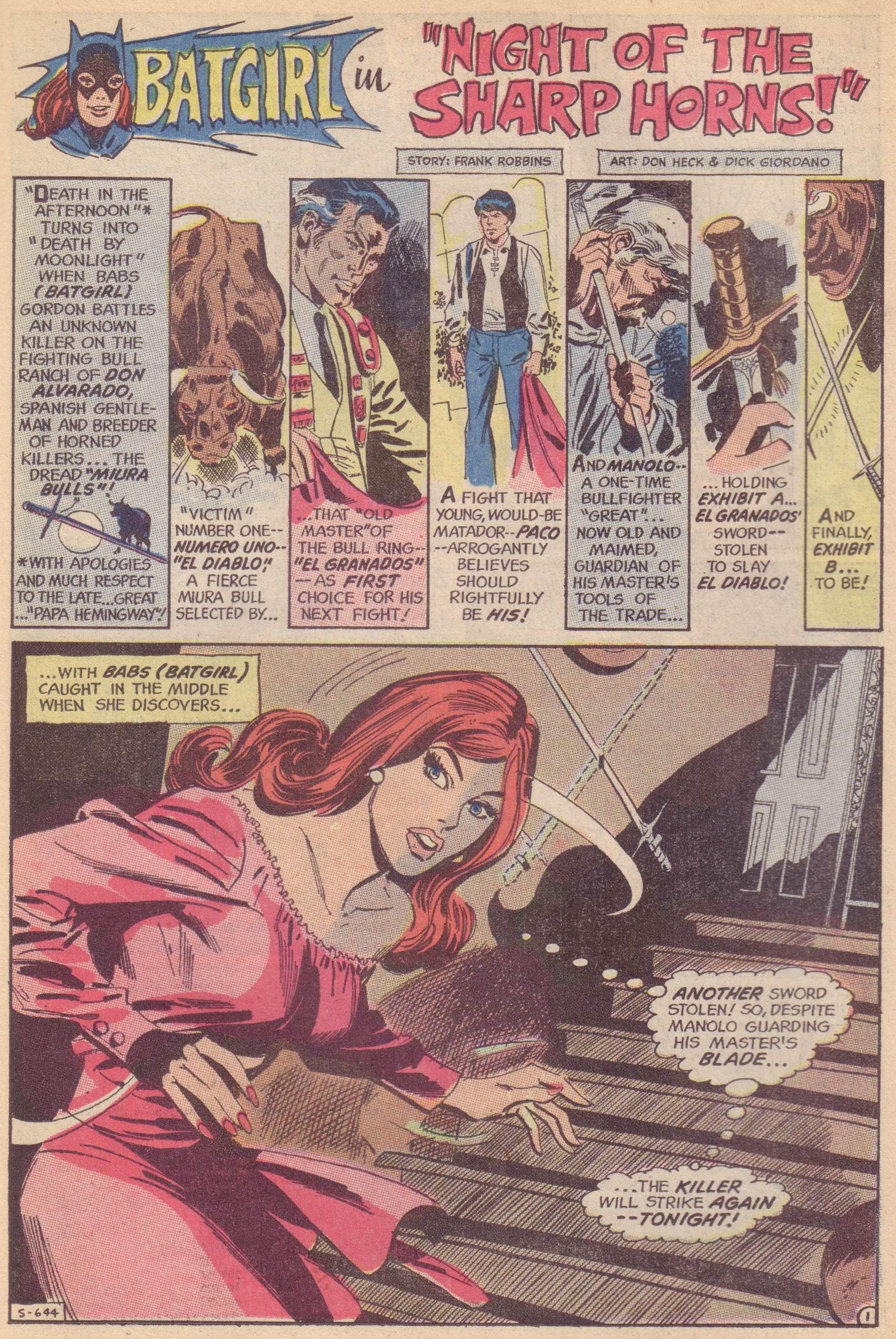 Detective Comics (1937) 409 Page 22