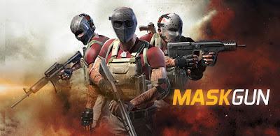 Download Maskgun: Multiplayer FPS Apk + Mod (Unlimited Ammo) v2.10 Online & Offline