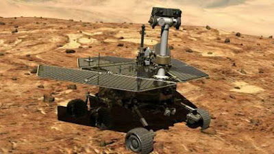 Mars Rover Opportunity Declared Dead