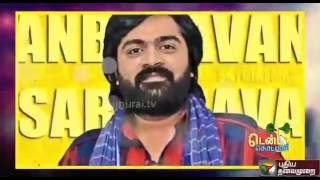Actor Simbu plays a 60-year-old in AAA