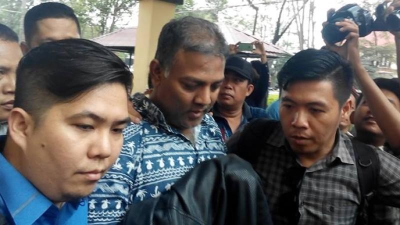 Siwaji Raja otak pembunuhan Kuna di Medan