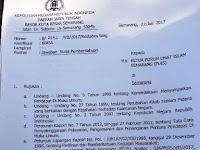 Kok Bapak Kapolrestabes Semarang, Bicaranya Seperti Itu ??