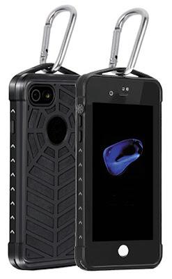 Sunwukin Spider Waterproof Case for iPhone 7